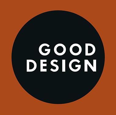 Team wins another </br> GOOD DESIGN Award