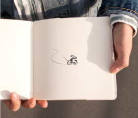 Lessons about design from a mouse on a tricycle