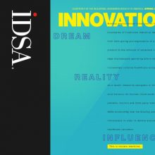 Paul Greenhalgh published in the IDSA's Spring 2020 Innovation magazine