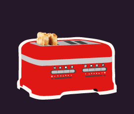 Intuitive design: lessons from my toaster