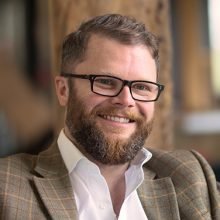 Paul Greenhalgh selected to judge IDEA 2021 awards