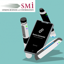 'Connect' with us </br>at SMi injectable