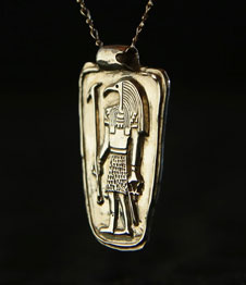 Original Telos Magic The Thoth Talisman,side View