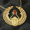 Telos Magic Egyptian Scarab Gold Upper Sand View1