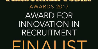 The AA Careers Finalist Logo Innovation In Recruitment