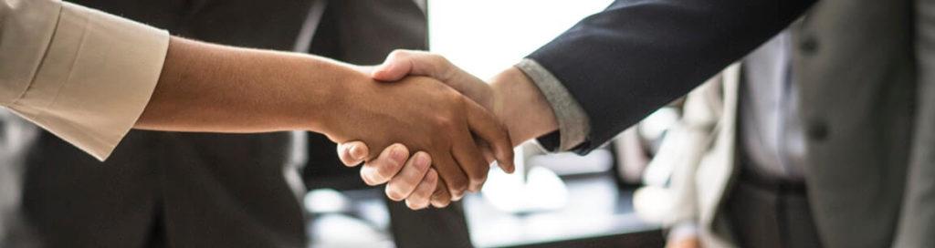 The AA Careers Handshake