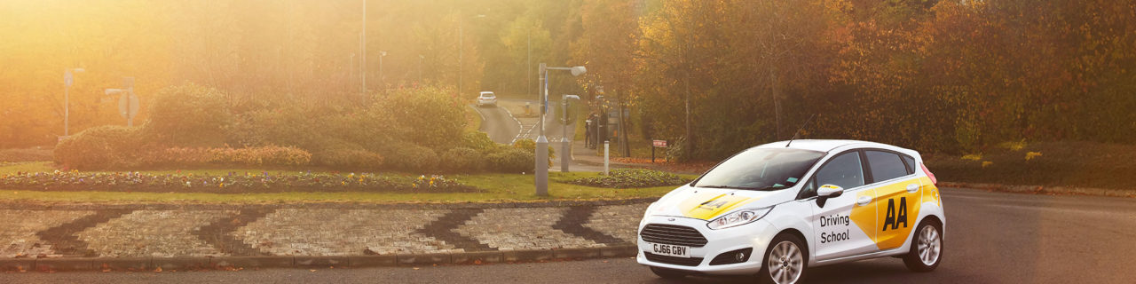 The AA Careers Hero Roles Driving Instructor