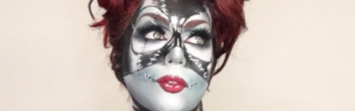 KostaMUA: Catwoman's Nightmare Before Christmas