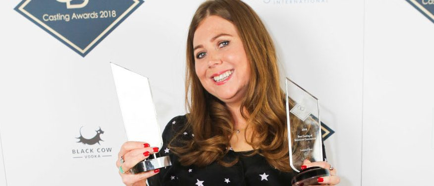 Leanne Flinn winner of CDA Casting Awards 2018: Best Casting of an International Commercial for Berlei 'Womankind' and Best Street Casting of a Commercial for Sport England 'This Girl Can, Phenomenal Women'.