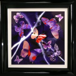 butterfly painting paresh nrshinga