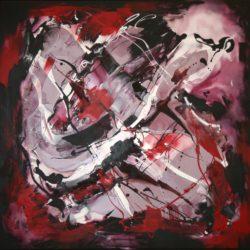 original abstract painting paresh nrshinga