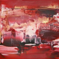 revival paresh nrshinga abstract painting