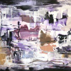 nightingale large painting paresh nrshinga