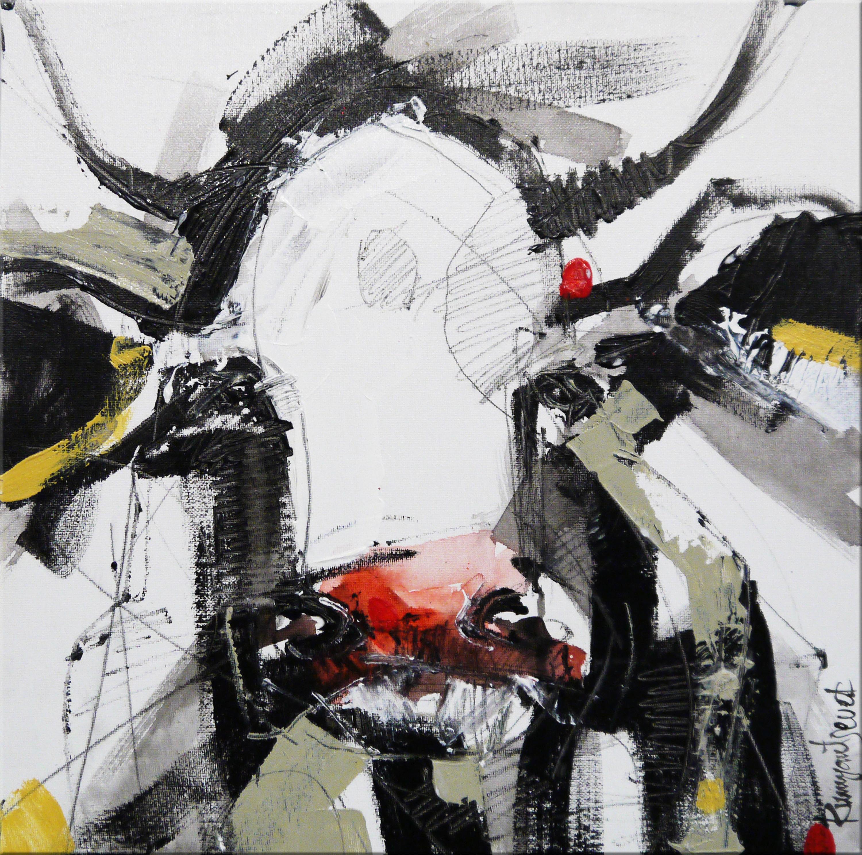 Curious Cow 3 | Art | Rippingham Art