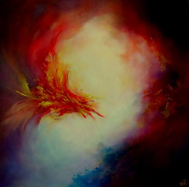 Phoenix Dawn XVIII by gill luff