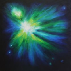 Interstellar Overdrive by julia everett