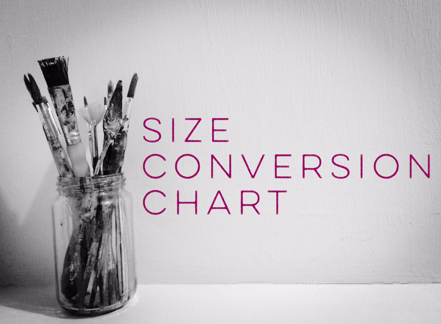 size conversion chart