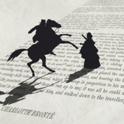 jane eyre inspired print for sale