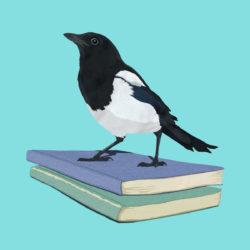 literary artwork print by artist peter walters