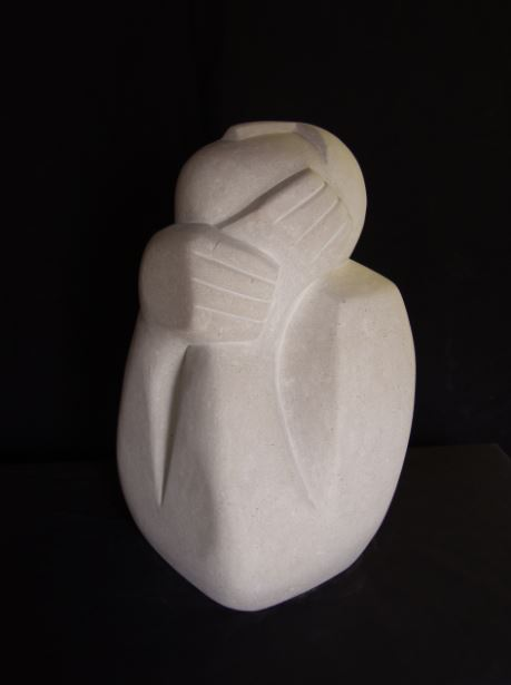 original stone sculpture TO BUY by nicola beattie