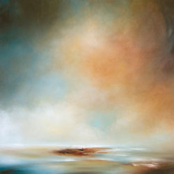 soulful warmth by artist alison johnson