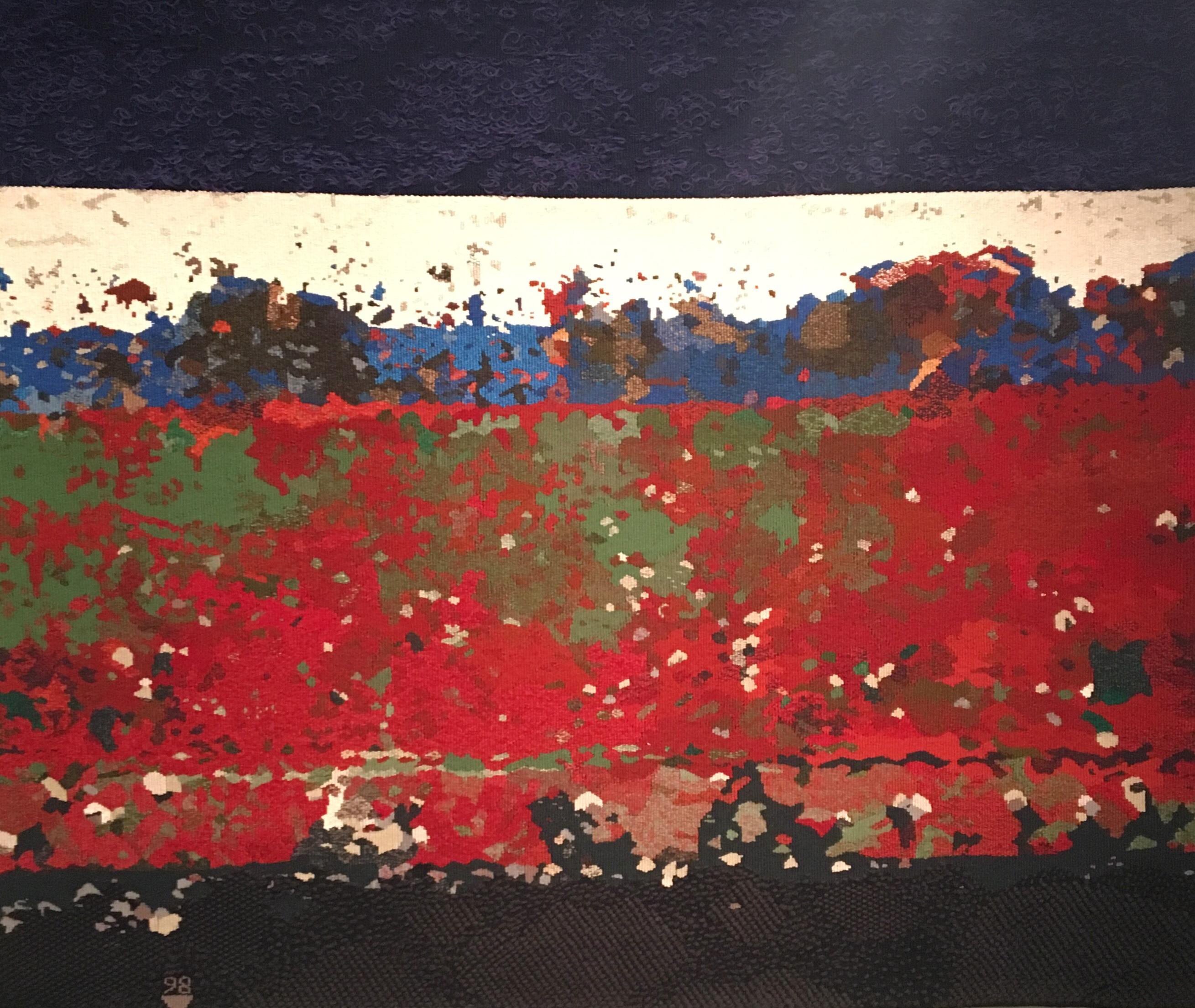tapestry by Joanne Soroka