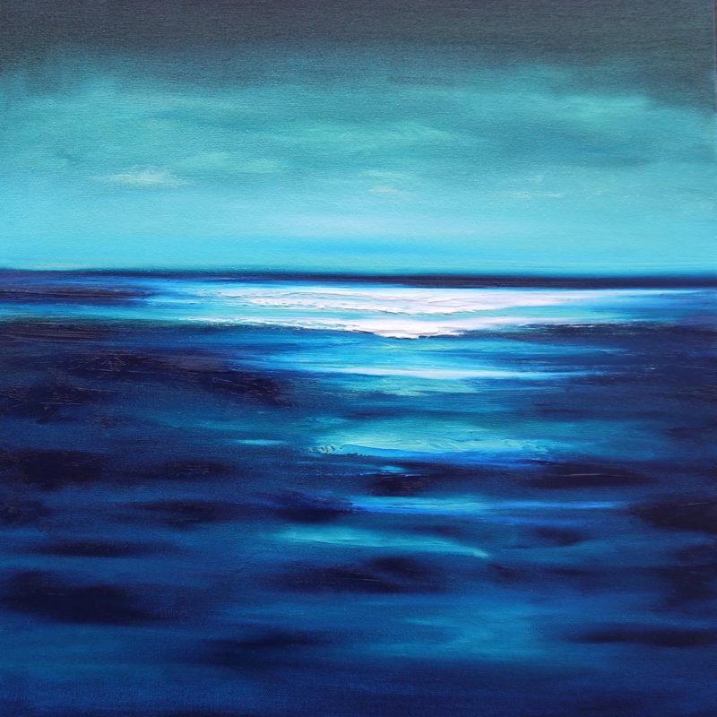 Over the Deepest Ocean by julia everett