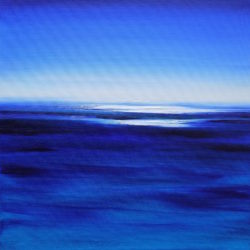 On a Bluer Ocean by julia everett