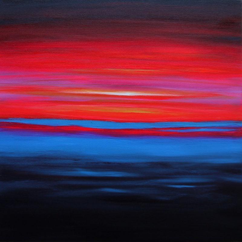 Long Hot Summer Night by julia everett