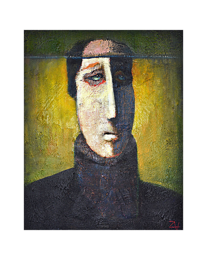 zhana viel giclee print from painting