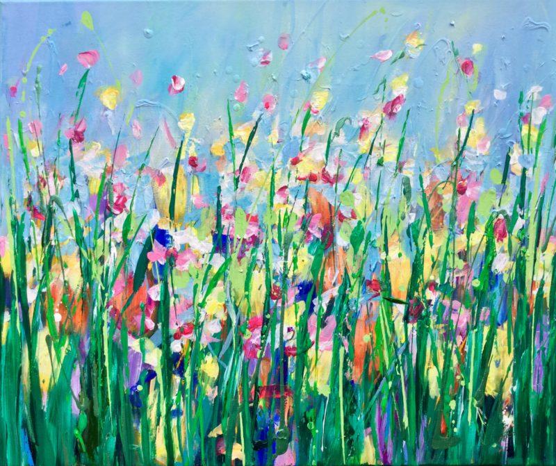 Spring Joy by michelle carolan