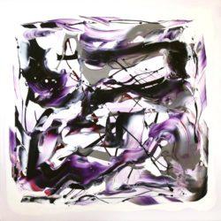 Original Painting abstract Paresh Nrshinga acrylic art