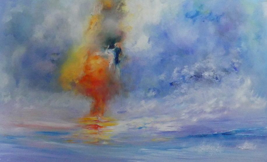 gates of heaven painting inspired by turner