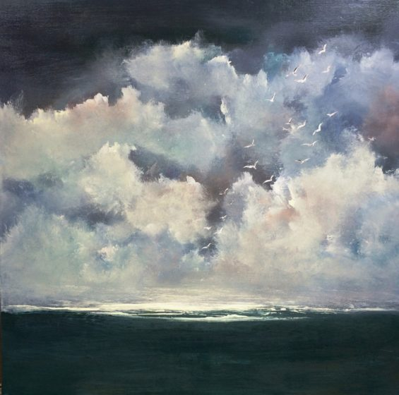 almost heaven painting inspired by turner