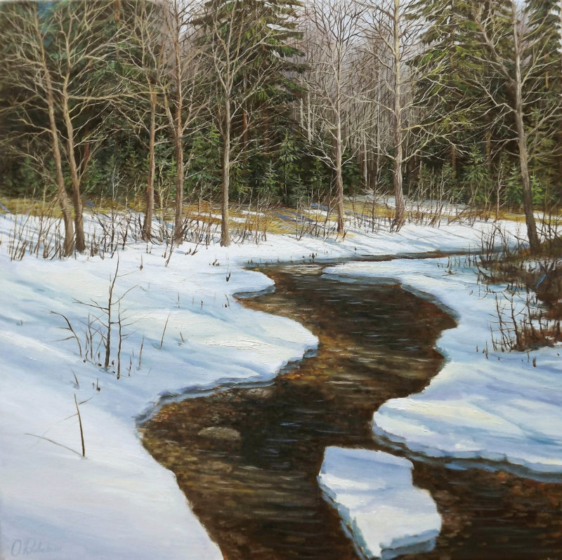 realistic landscape painting to buy online