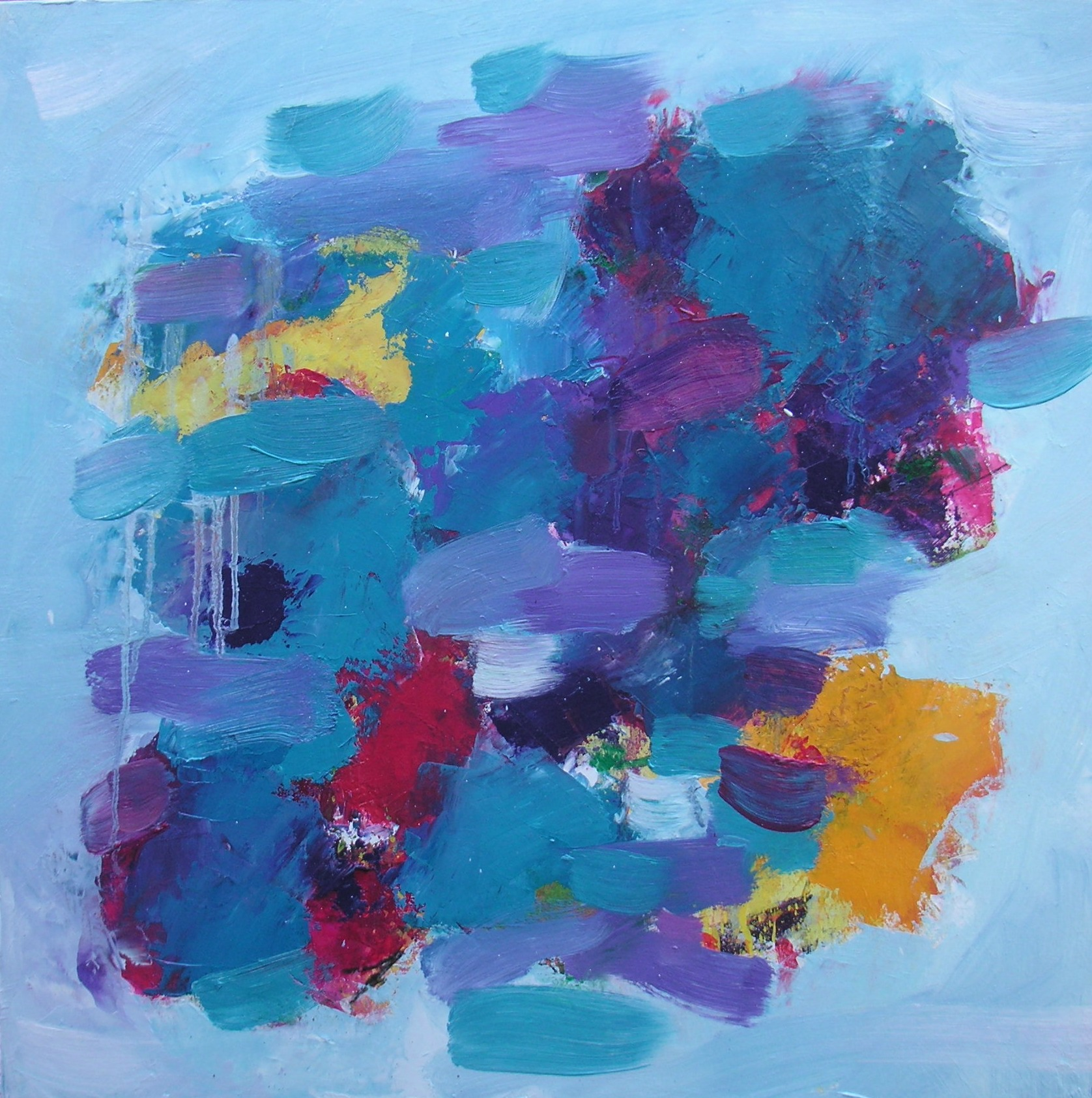 angela dierks painting abstract