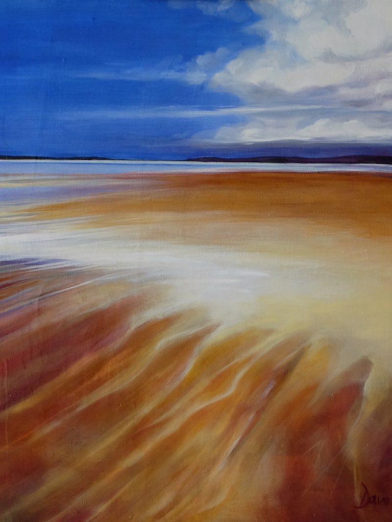 beach seascape land sea