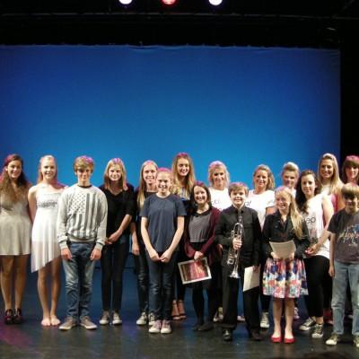 Our Bury's Got Talent Finalists - 10 June Heat