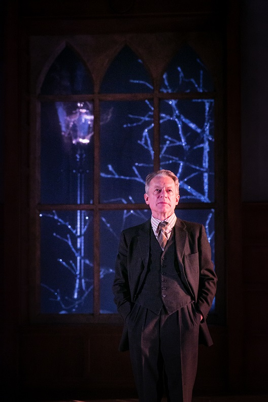 Stephen Boxer as C.S. Lewis in Shadowlands. Credit Jack Ladenburg web