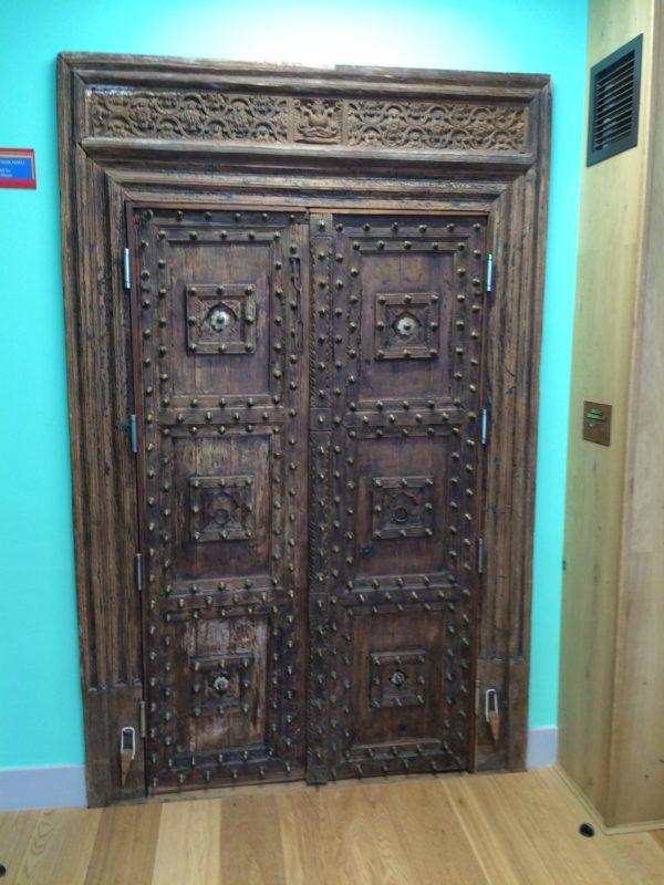 Original Indian Doors