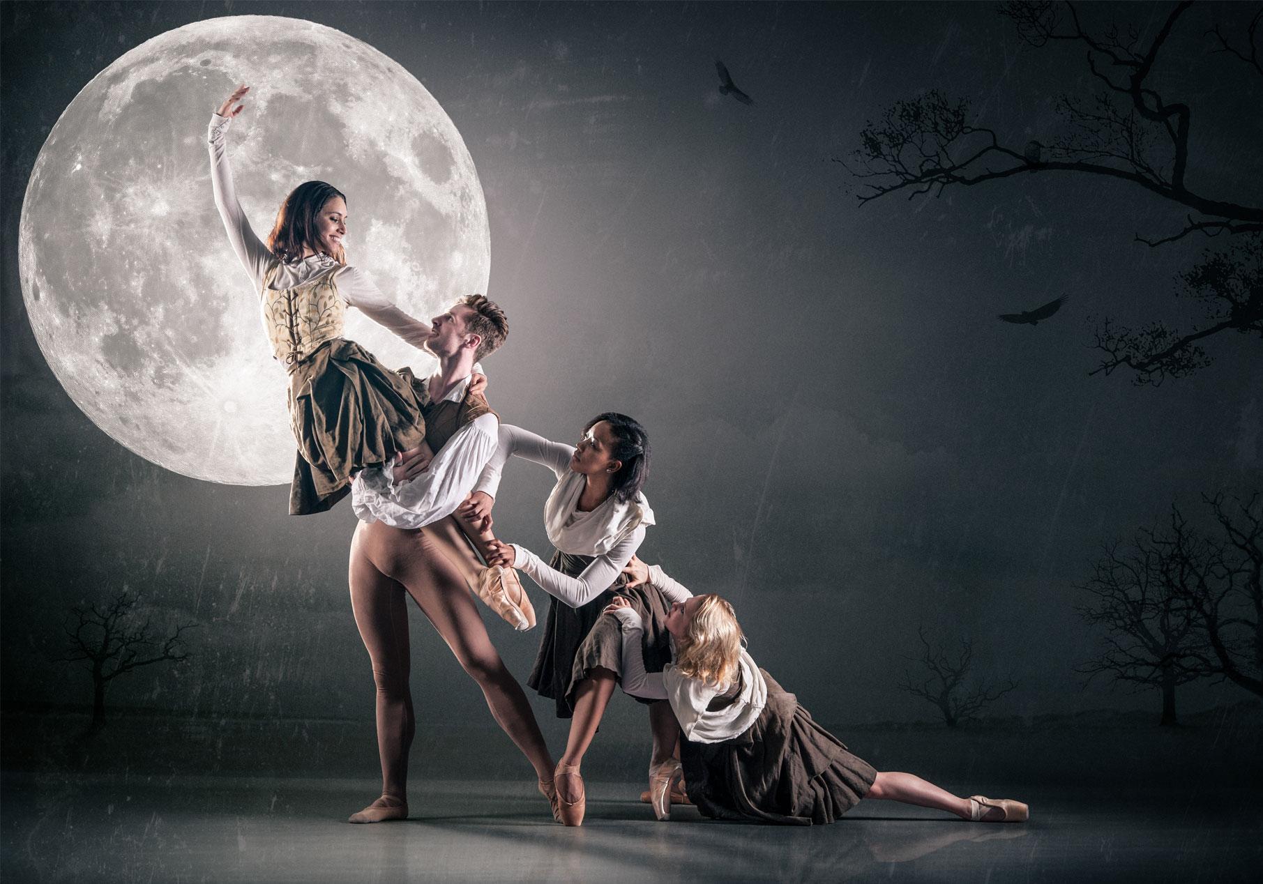 Ballet Cymru Cinderella