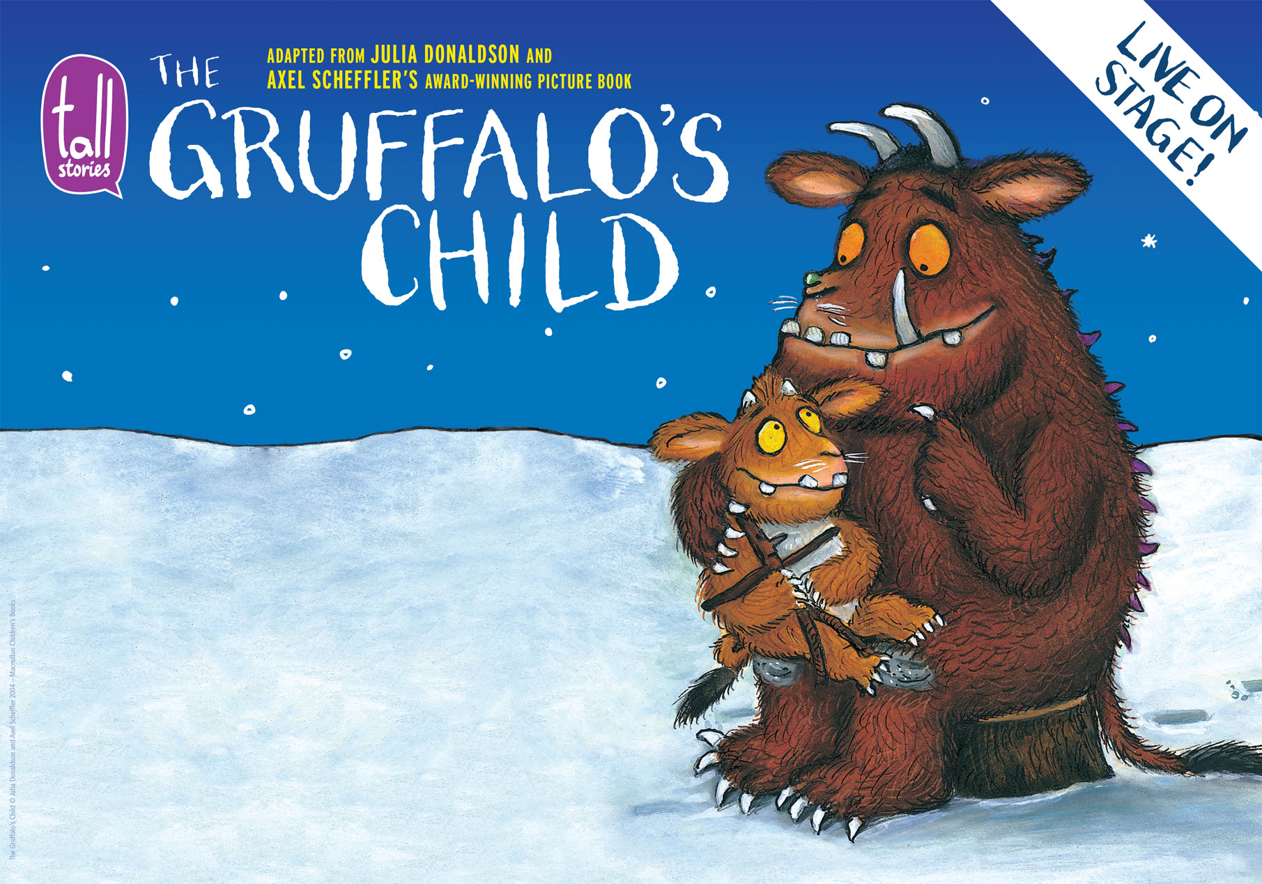 Julia Donaldson's Gruffalo's Child