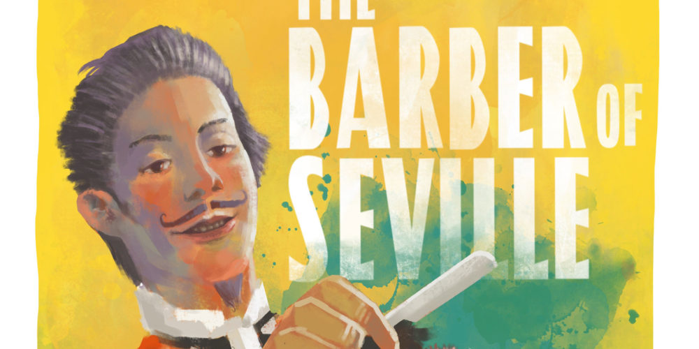 Swansea City Opera The Barber of Seville