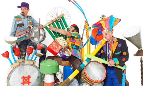 Music for Children, The Junk Orchestra, Once Upon A Festival