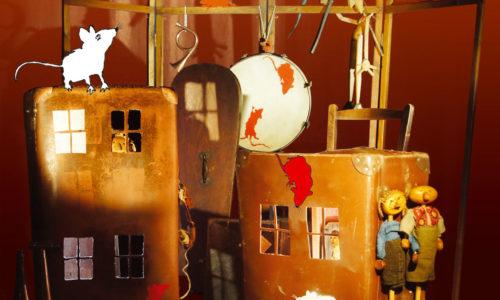 Norwich Puppet Theatre Pied Piper