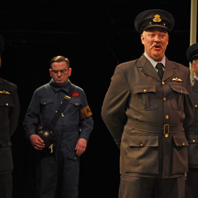 Theatre Royal Bury St Edmunds Much Ado About Nothing