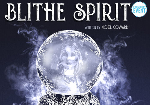 Blithe Spirit Noel Coward