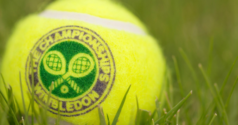 2019 Wimbledon Ticket Raffle