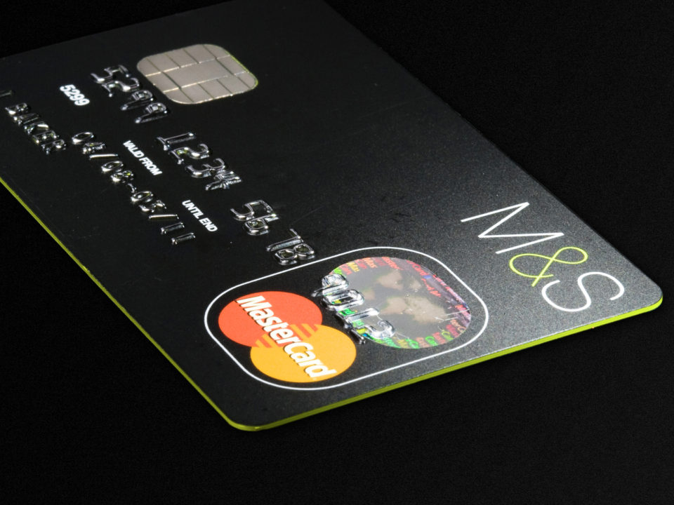 Archive: M&S Bank Card