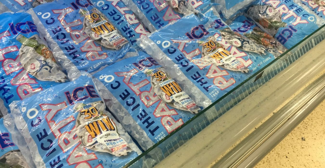 The Ice Co Awarded As Top Supplier Tesco The Ice Co